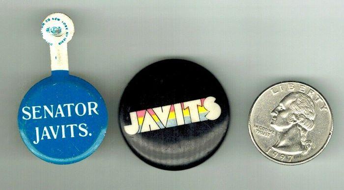 Jacob K. Javits U.S. 1968 Senatorial campaign 8