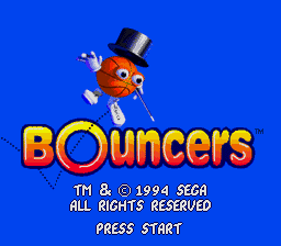 Bouncers 1