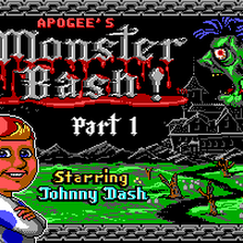 <cite>Monster Bash</cite>