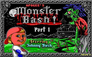 Monster Bash 1
