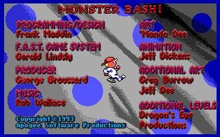 Monster Bash 3