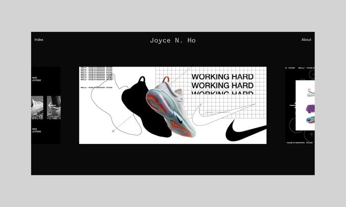 Joyce N. Ho website 6