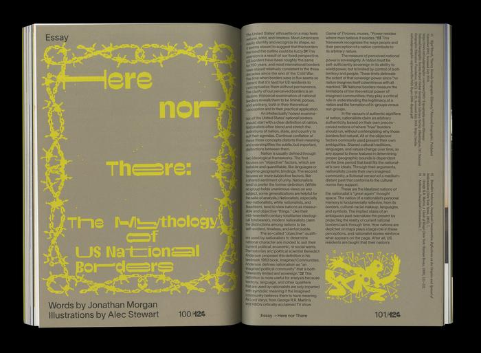 "feeeels magazine, issue 1 – ""fuzzy"" 2"