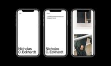 Nicholas C. Eckhardt website