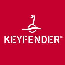 Keyfender brand design