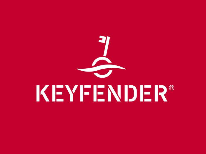 Keyfender brand design 1