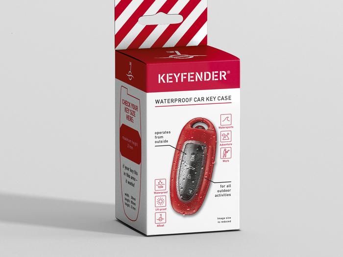 Keyfender brand design 6