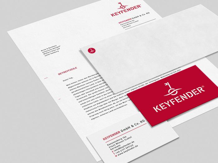 Keyfender brand design 5