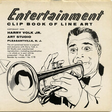 <cite>Clip Books of Line Art</cite>, Volk (1955)