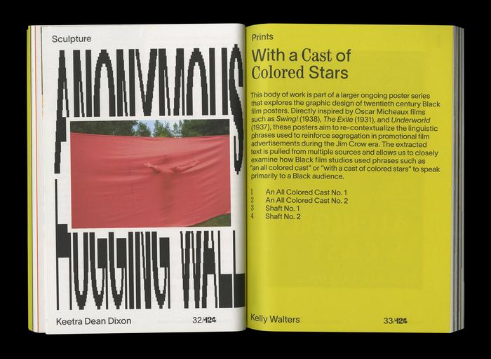 "feeeels magazine, issue 1 – ""fuzzy"" 5"