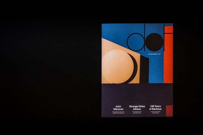 Dot magazine cover