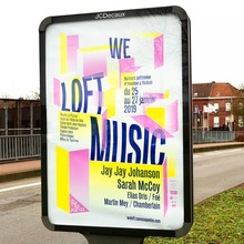 <span>We Loft Music 2019</span>