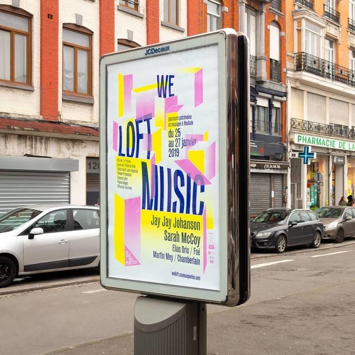 We Loft Music 2019 2