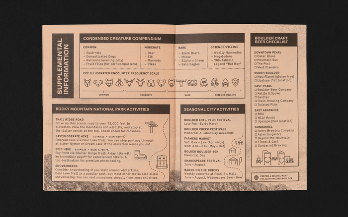 Patagonia Boulder Guide Book 3