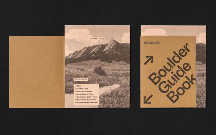 Patagonia Boulder Guide Book 6