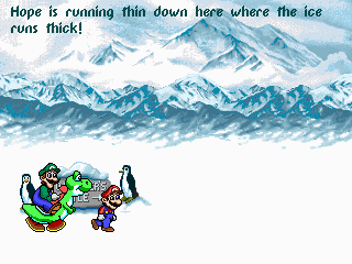 Mario is Missing 4