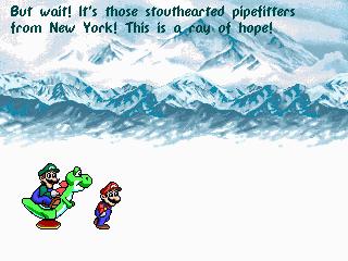 Mario is Missing 5