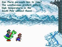 <cite>Mario is Missing</cite>