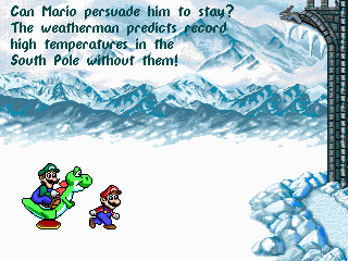 Mario is Missing 6