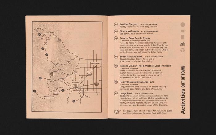 Patagonia Boulder Guide Book 5