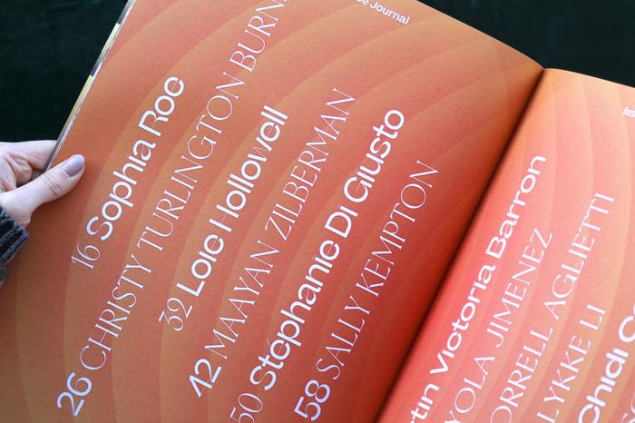 "Romance Journal, Issue 3 ""Creation"" 1"