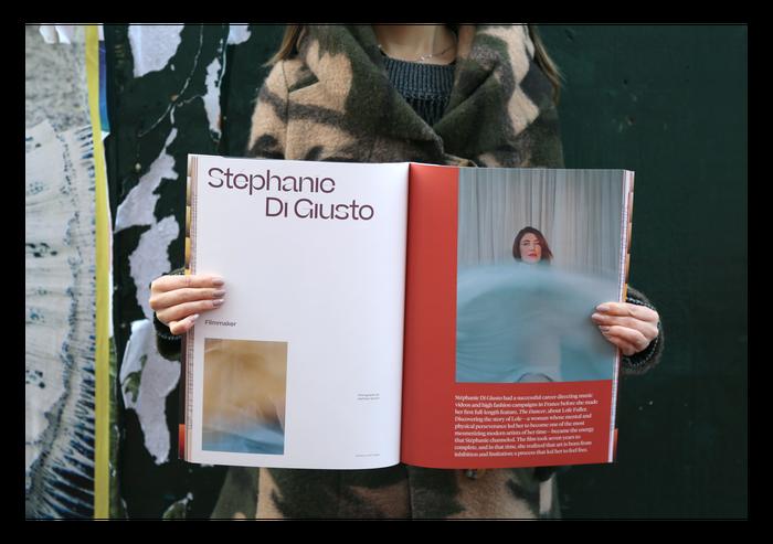 "Romance Journal, Issue 3 ""Creation"" 3"