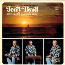 Jerry Byrd – <cite>Steel Guitar Hawaiian Style</cite> album art