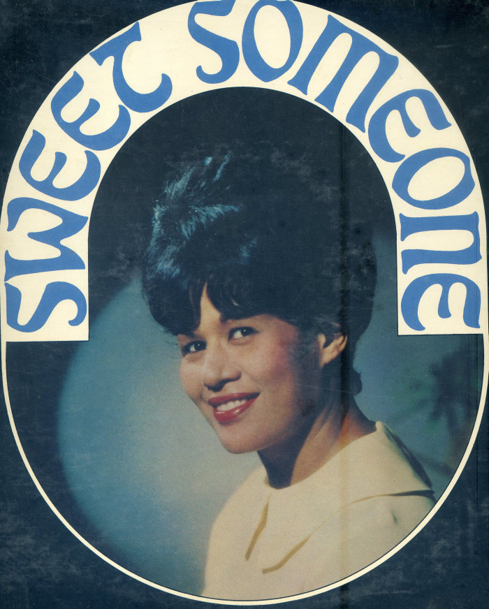 Marlene Sai with Buddy Fo & The Invitations – Sweet Someone album art 3