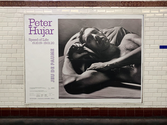 Peter Hujar – Speed of Life, Jeu de Paume 2
