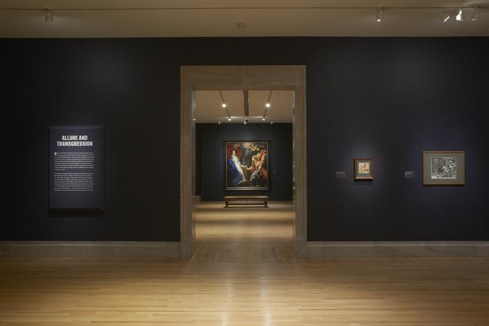 Early Rubens, Legion of Honor Museum 4