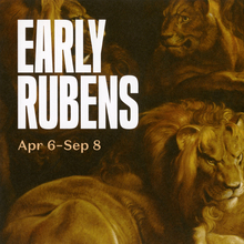 <cite>Early Rubens</cite>, Legion of Honor Museum