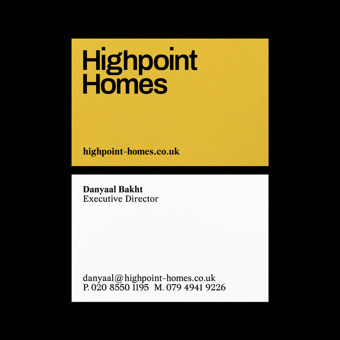 Highpoint Homes 1