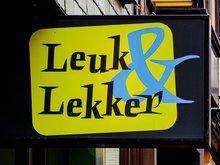 <span>Leuk &amp; Lekker, Groningen</span>