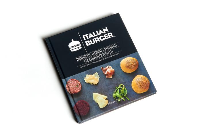 Italian Burger cover