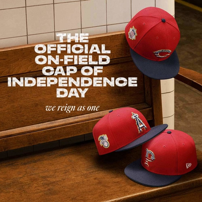 """""""We Reign As One"""" campaign, New Era Cap 8"""