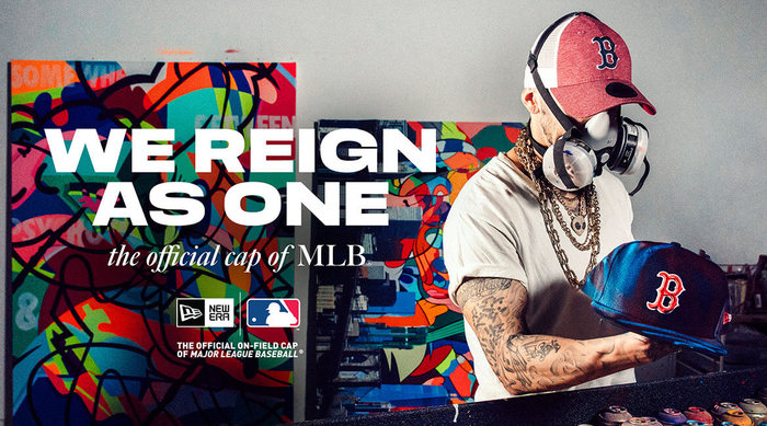 """""""We Reign As One"""" campaign, New Era Cap 7"""