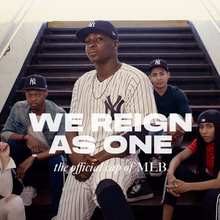"""We Reign As One"" campaign, New Era Cap"