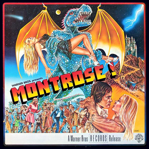 Montrose – Warner Bros. Presents Montrose! album art 1