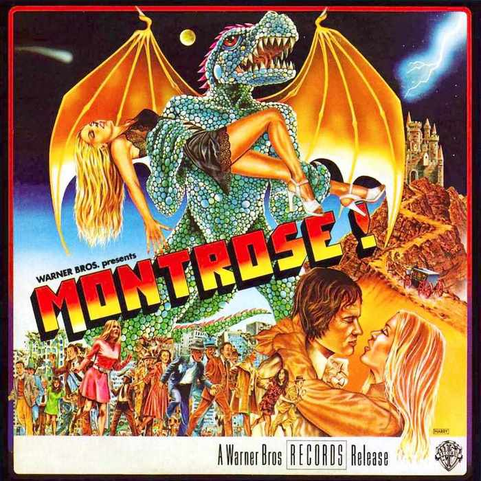 Montrose – Warner Bros. Presents Montrose! album art 3