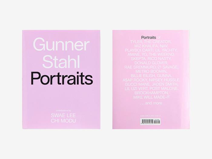 Gunner Stahl: Portraits 1