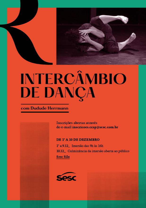 Intercâmbio de Dança poster 2