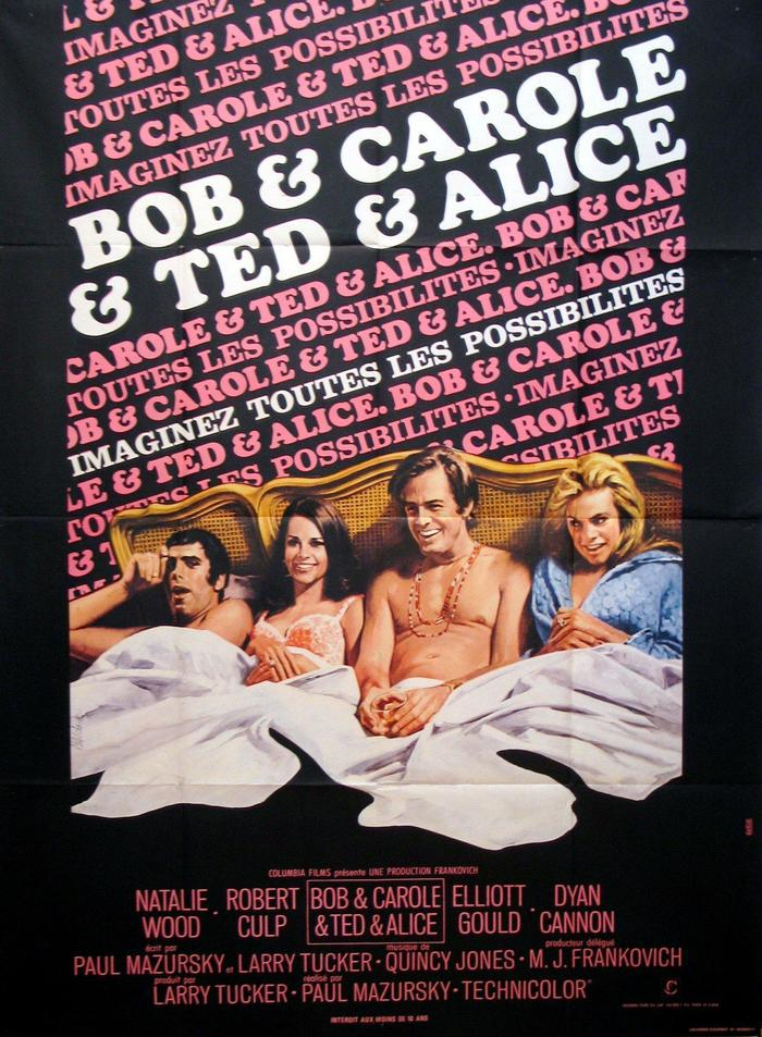 Bob & Carol & Ted & Alice movie posters and soundtrack 3