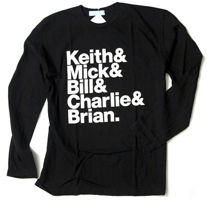 John & Paul & Ringo & George / &&& T-shirt 4