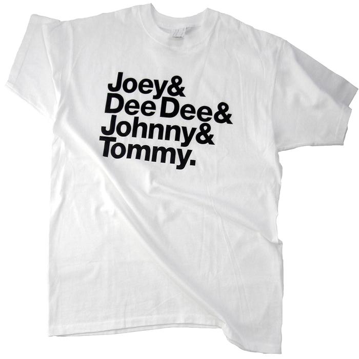 John & Paul & Ringo & George / &&& T-shirt 5