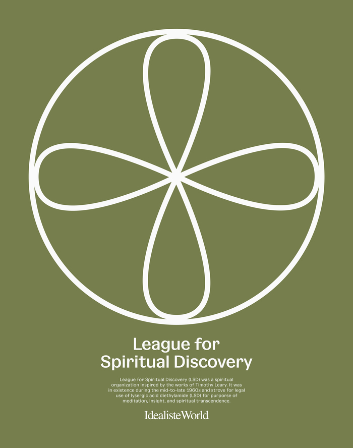 League for Spiritual Discovery T-shirt 3