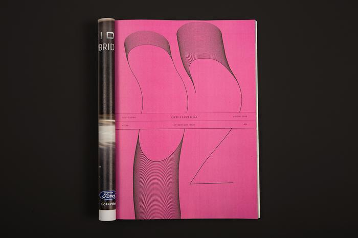 """Wired Italia, n. 91, """"Visioni 2020"""" 2"""