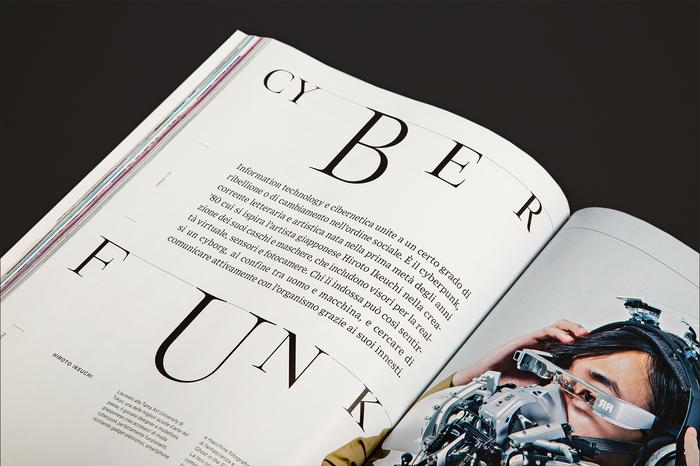 """Wired Italia, n. 91, """"Visioni 2020"""" 7"""
