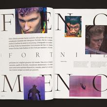 """Wired Italia, n. 91, """"Visioni 2020"""""""