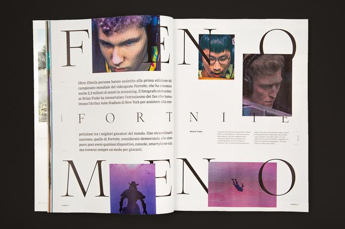 """Wired Italia, n. 91, """"Visioni 2020"""" 4"""