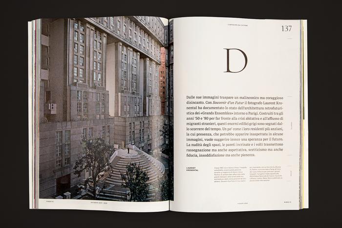 """Wired Italia, n. 91, """"Visioni 2020"""" 9"""